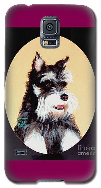 Schnauzer Galaxy S5 Case