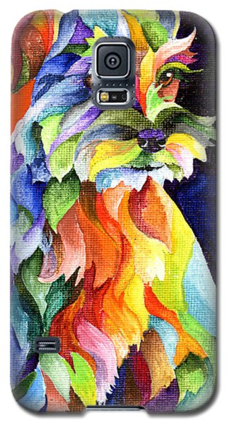 Schnauzer Too Galaxy S5 Case