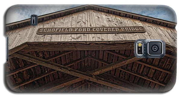 Schofield Ford Covered Bridge Galaxy S5 Case