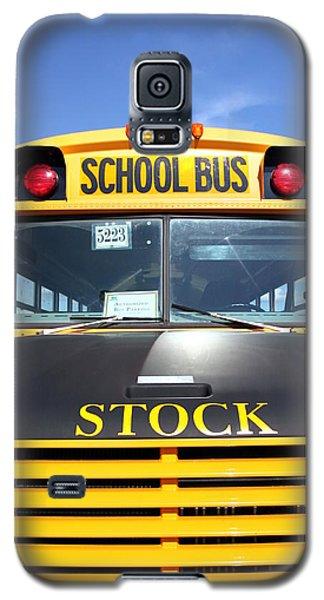 School Bus Galaxy S5 Case