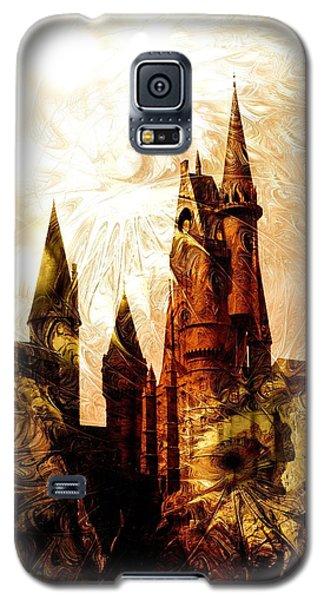 School Of Magic Galaxy S5 Case by Anastasiya Malakhova