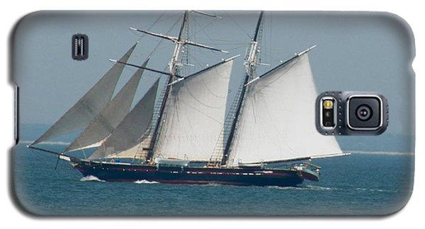Schooner At Sail Galaxy S5 Case