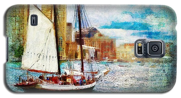 Schooner Bay Galaxy S5 Case