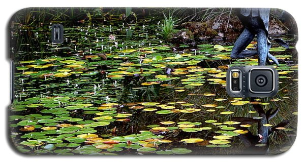 Schramsberg Winery Pond Galaxy S5 Case