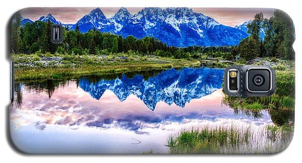 Blue Teton Galaxy S5 Case