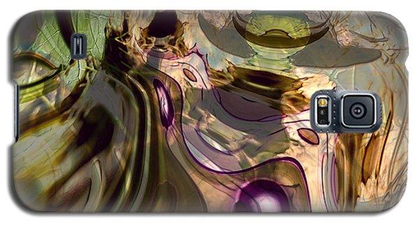 Galaxy S5 Case featuring the digital art Sci-fi Fury by Richard Thomas