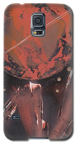 Science Of The Sphere Galaxy S5 Case