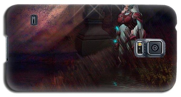 Scifi Rusit Galaxy S5 Case