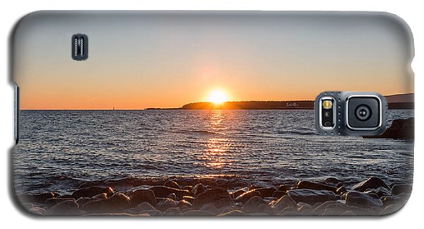 Scoodic Park Sunset  Galaxy S5 Case