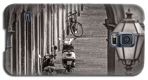 Scooters And Bikes Galaxy S5 Case
