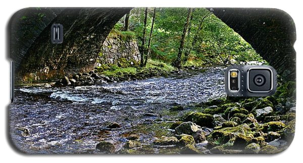 Scotland Bridge Galaxy S5 Case by Henry Kowalski