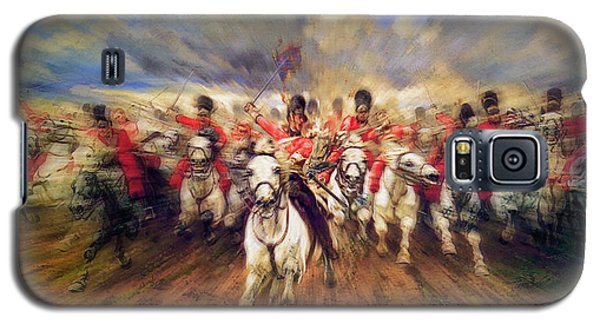 Scotland Forever During The Napoleonic Wars Galaxy S5 Case