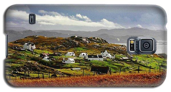 Scotland Hamlet Galaxy S5 Case by Henry Kowalski