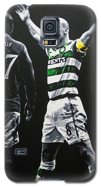 Scott Brown - Celtic Fc Galaxy S5 Case