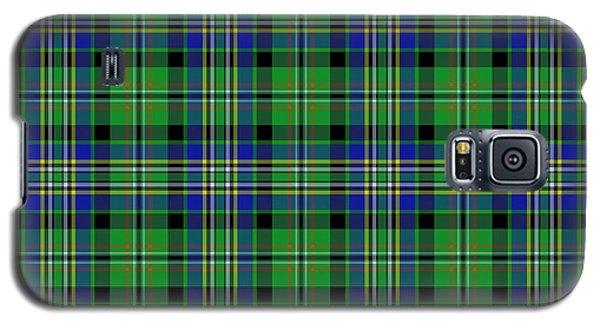Scott Green Tartan Variant Galaxy S5 Case