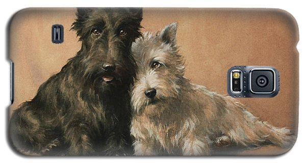 Scottish Terrier Galaxy S5 Case