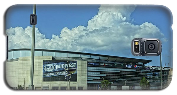 Scottrade Center Home Of The St Louis Blues Galaxy S5 Case