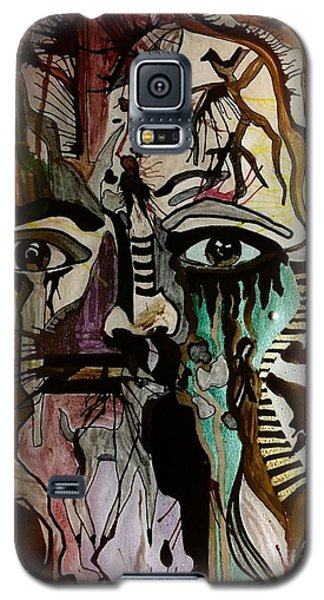 Scream Galaxy S5 Case