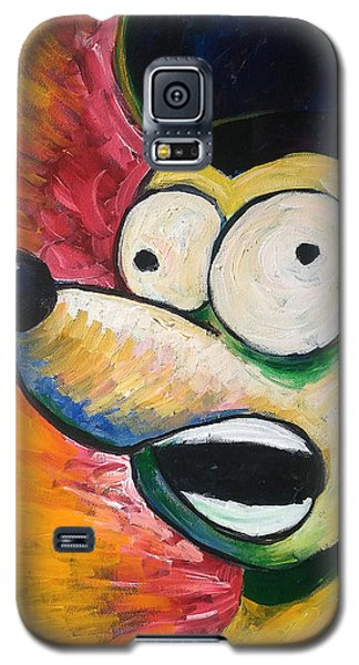 Surrealism Scream Galaxy S5 Case