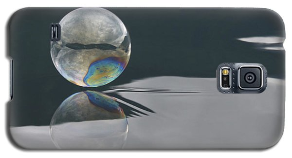 Screaming Bubble Galaxy S5 Case by Cathie Douglas