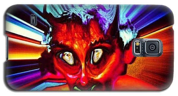 Screwtape - A Younger Novice Devil Galaxy S5 Case
