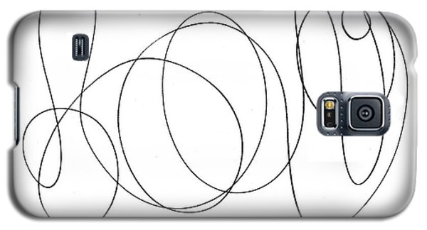 Scribble For Luv Galaxy S5 Case