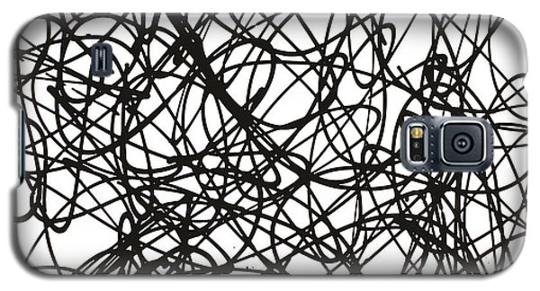 Abstract For Ya'll Make Some Room On This Dance Floor For Miss Debbie Galaxy S5 Case