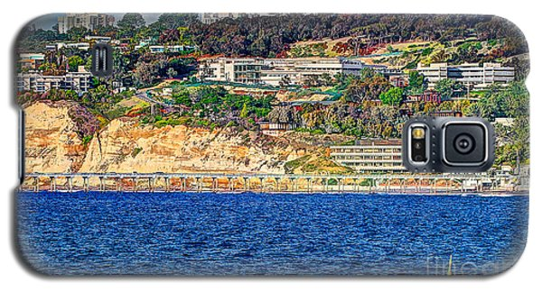 Galaxy S5 Case featuring the photograph Scripps Institute Of Oceanography by Jim Carrell