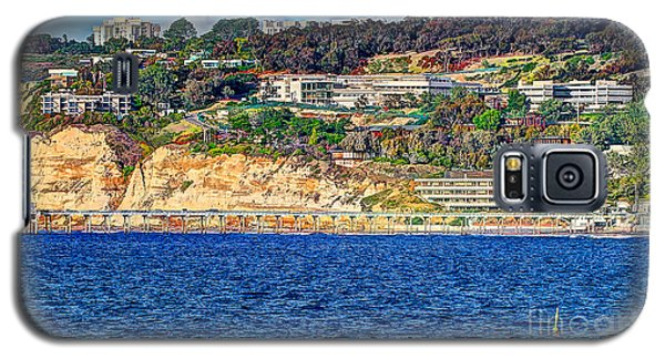 Scripps Institute Of Oceanography Galaxy S5 Case by Jim Carrell