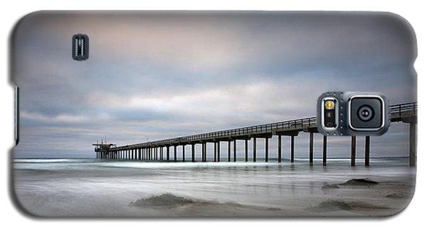 Scripps Pier Wide -lrg Print Galaxy S5 Case