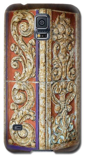 Scrolled Column Galaxy S5 Case