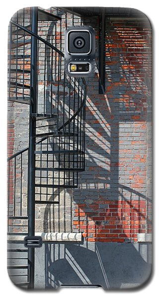 Sculptural Architecture 3 Galaxy S5 Case by Mary Bedy