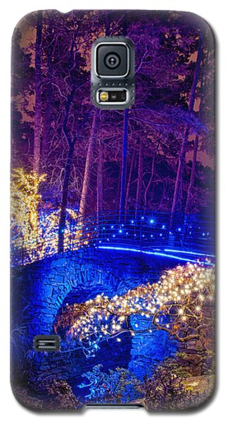 Stone Bridge - Crop Galaxy S5 Case