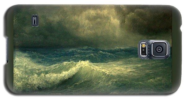 Sea And Sky Galaxy S5 Case