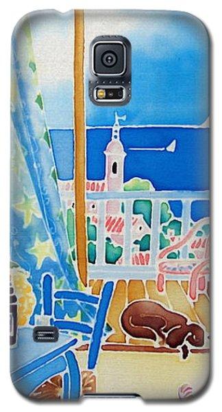 Sea Breeze Galaxy S5 Case