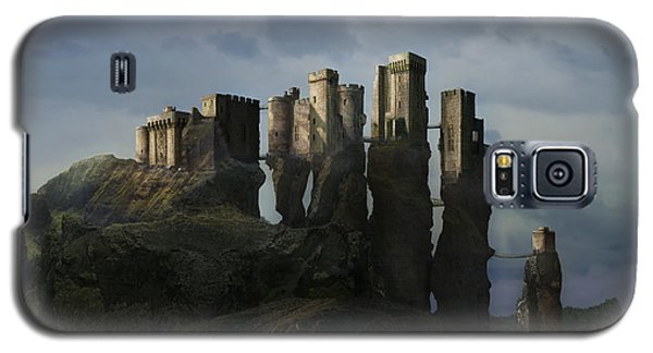 Sea Castle Galaxy S5 Case
