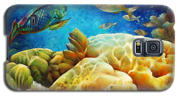 Sea Escape I -27x40 Galaxy S5 Case