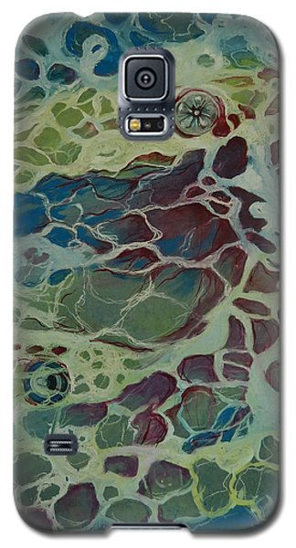 Sea Foam Galaxy S5 Case