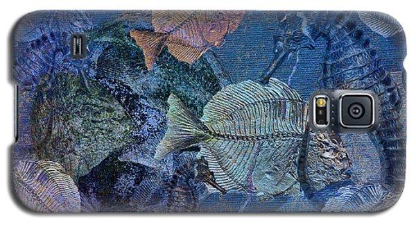 Sea Fossil World Galaxy S5 Case