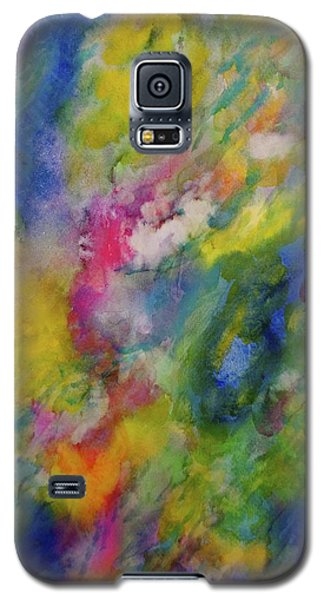 Sea Garden Galaxy S5 Case by  Heidi Scott