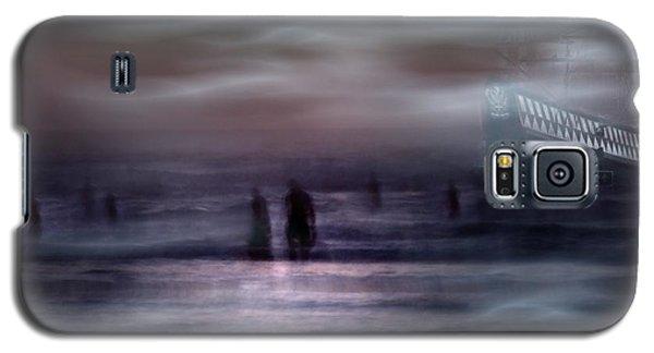 Sea Ghosts Galaxy S5 Case