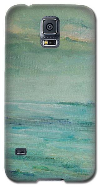 Sea Glass Galaxy S5 Case by Mary Wolf