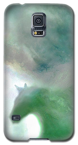 Sea Glass Storm Galaxy S5 Case