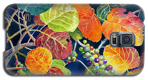 Sea Grapes II Galaxy S5 Case by Roger Rockefeller
