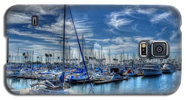 Sea Of Blue Galaxy S5 Case by Kevin Ashley