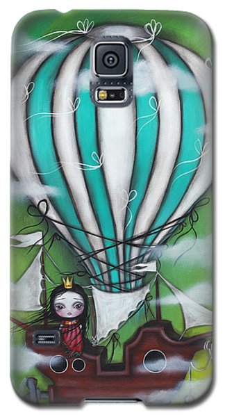 Sea Of Clouds Galaxy S5 Case by Abril Andrade Griffith