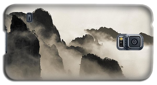 Mountain Galaxy S5 Case - Sea Of Clouds by King Wu