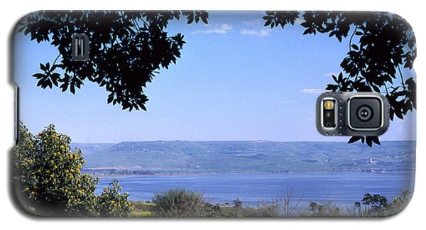 Sea Of Galilee From Mount Of The Beatitudes Galaxy S5 Case