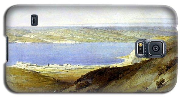 Sea Of Galilee Galaxy S5 Case