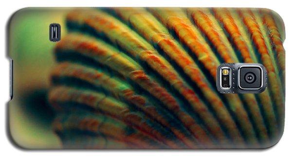 Sea Shell Art 1 Galaxy S5 Case